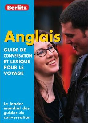 Berlitz English Phrase Book for French Speakers