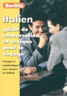 Berlitz Italian Phrase Book for French Speakers