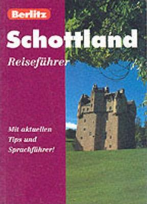 Berlitz Scotland Pocket Guide in German