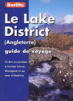 Berlitz Lake District Pocket Guide in French