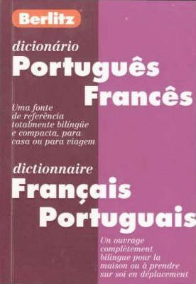Portuguese-French Berlitz Bilingual Dictionary
