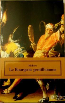 Le Bourgeois Gentilhomme Cover Image