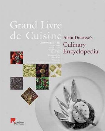 grand livre de cuisine alain ducasse 9782848440385. Black Bedroom Furniture Sets. Home Design Ideas