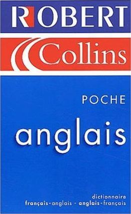 Robert and Collins Poche Anglais