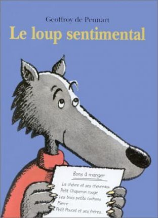 Le Loup Sentimental Cover Image