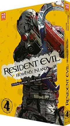 Resident Evil - Heavenly Island 04