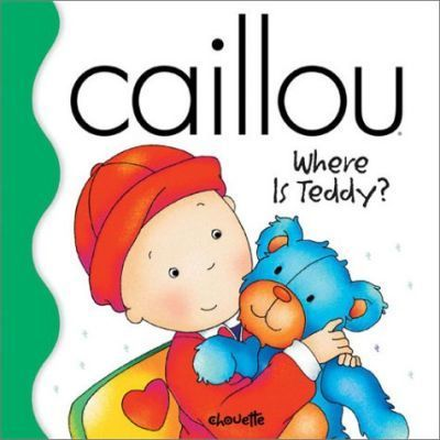 Caillou Where is Teddy