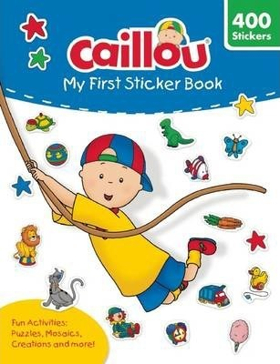 Caillou: My First Sticker Book