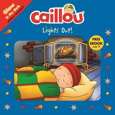 Caillou, Lights Out!