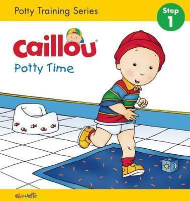Caillou, Potty Time (board book)