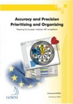 Orseu publications for the European Institutions examinations