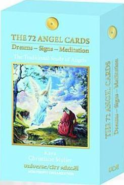The 72 Angel Cards