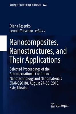 Nanocomposites, Nanostructures, and Their Applications
