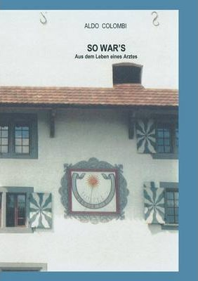 So war`s Cover Image