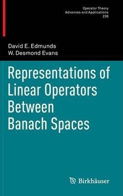 Representations of Linear Operators Between Banach Spaces