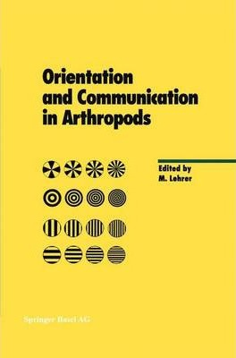 Orientation and Communication in Arthropods