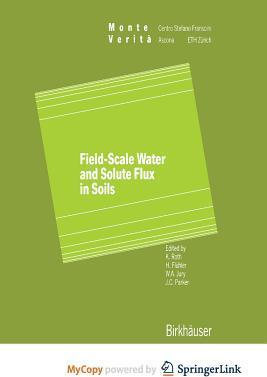 Field-Scale Water and Solute Flux in Soils