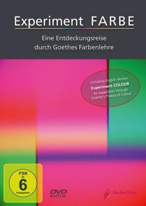 Experiment FARBE - DVD