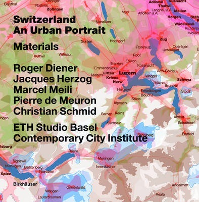 Switzerland - An Urban Portrait: Introduction Vol. 1