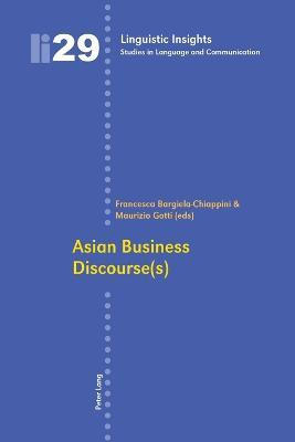 Asian Business Discourse(s)