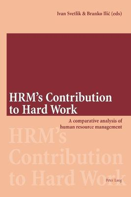 strategic contribution of human resources