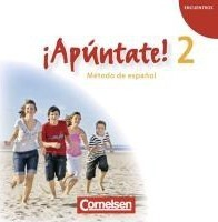 ¡Apúntate! - Ausgabe 2008 - Band 2 - Audio-CD