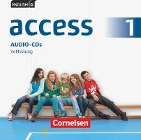 English G Access 01: 5. Schuljahr. CD