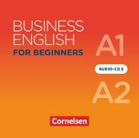 Business English for Beginners  A1/A2 - Audio-CDs