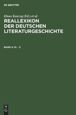 Real Lexicon German Encyclopedia of Literature