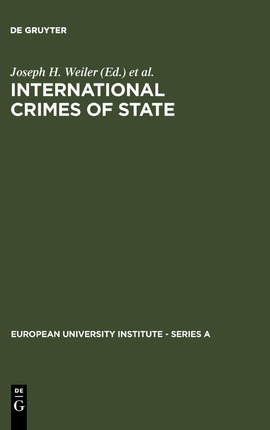 International Crimes of State