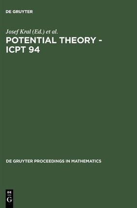 Potential Theory - ICPT 94