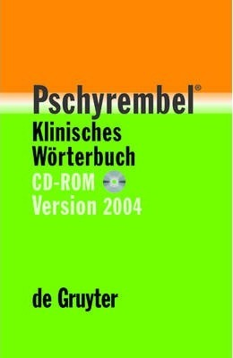 Pschyrembel[registered] Klinisches Worterbuch
