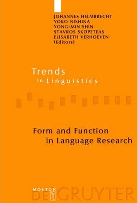Form and Function in Language Research