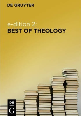 e-dition 2: Best of Theology / Theologie (eBook Package / eBook-Paket)