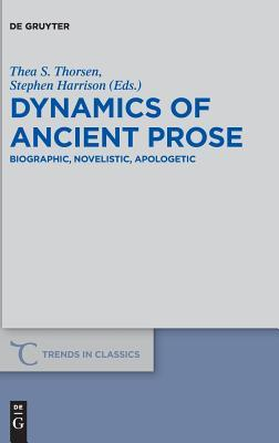 Dynamics of Ancient Prose