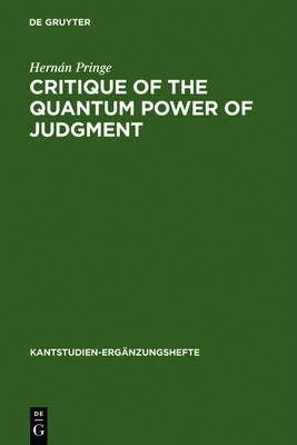Critique of the Quantum Power of Judgment