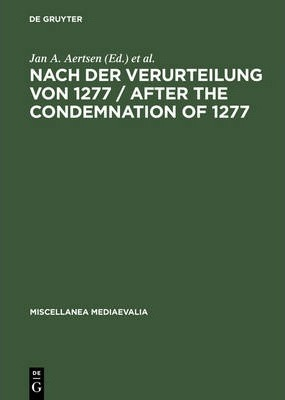 Nach Der Verurteilung Von 1277 / After the Condemnation of 1277