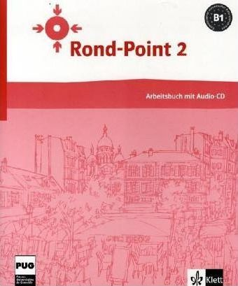 Rond-point 2. Cahier d'exercices et CD