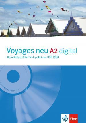 Voyages neu. A2 digital, DVD-ROM