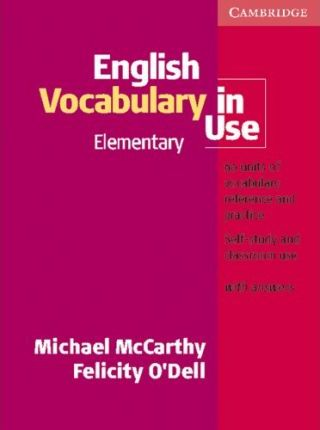 English Vocabulary in Use. Elementary. With answers