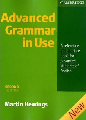 Advanced Grammar in Use. Without Answers