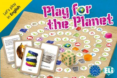 Play for the Planet. Game Box