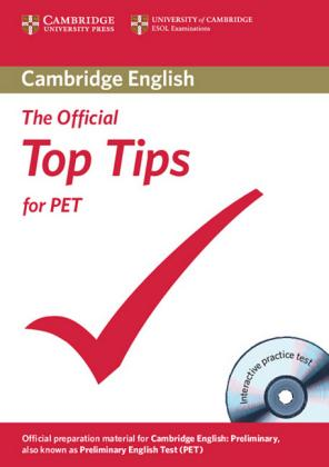 The Official Top Tips for PET
