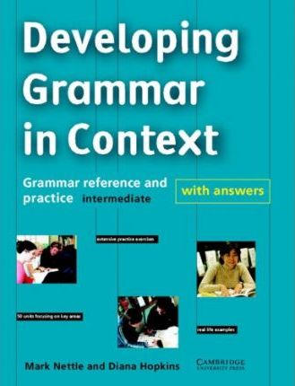 Developing Grammar in Context. Book with answers