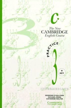 The New Cambridge English Course 3. Practice Book with Key