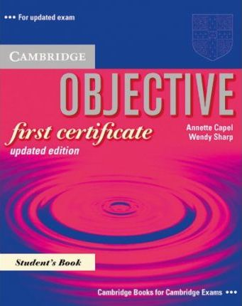 Objective first certificate updated edition