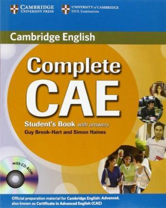 Complete CAE / Student's Book with answers