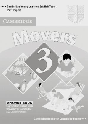 Cambridge Young Learners English Tests. Movers 3