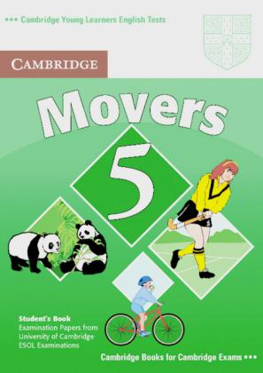 Cambridge Young Learners English Tests. Student's Book. Movers 5