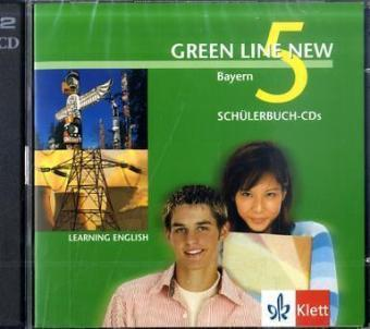 Green Line New 5. Audio CD. Bayern